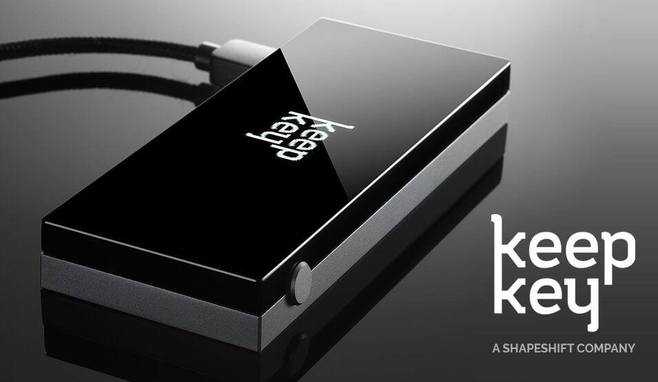 Go to KeepKey